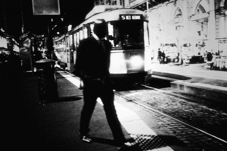 4.2 35mm film - night pulse ROME