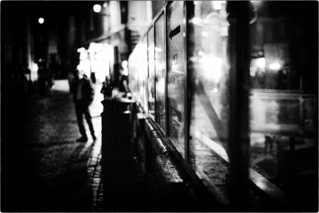 4.1 35mm film - night pulse ROME