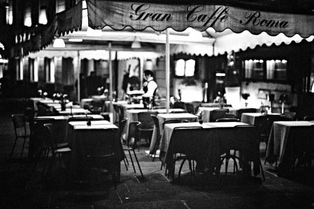 4.3 35mm film - night pulse ROME